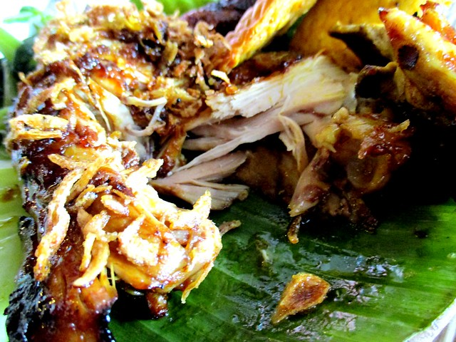 Ayam Penyet Ria, Sibu ayam bakar 2
