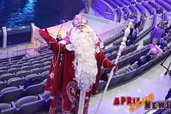Дед Мороз в Москвариуме