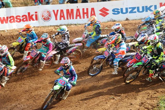 全日本モトクロス選手権 モトクロスレース スポーツランドSUGO