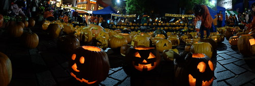 Halloween in Tama center 2016 05