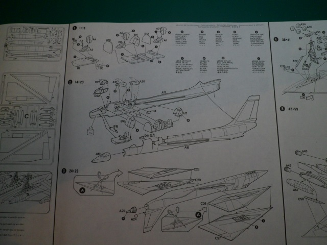 Ouvre-boîte Convair B-58 Hustler [Italeri 1/72] 21363348309_dd9cea843e_o