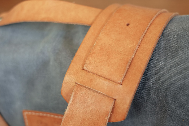 Ugmonk Messenger Bag shoulder pad