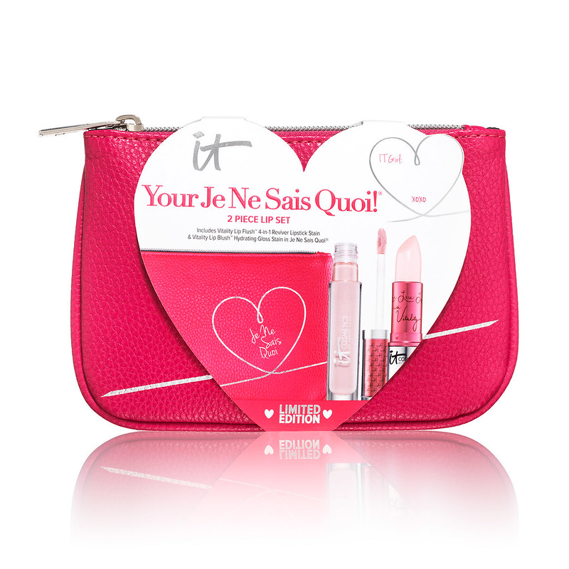 it cosmetics Your Je Ne Sais Quoi! 2-Piece Lip Set