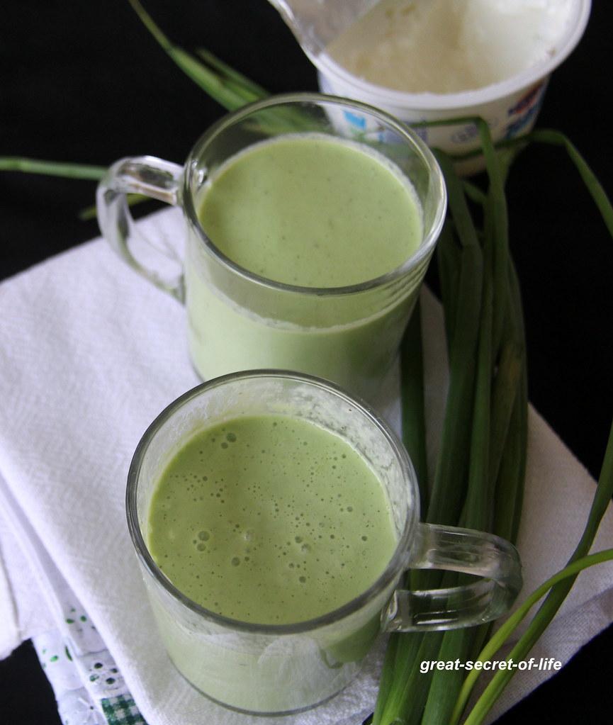 Chilled Cucumber yogurt soup - Simple summer treat - Healthy yogurt ...