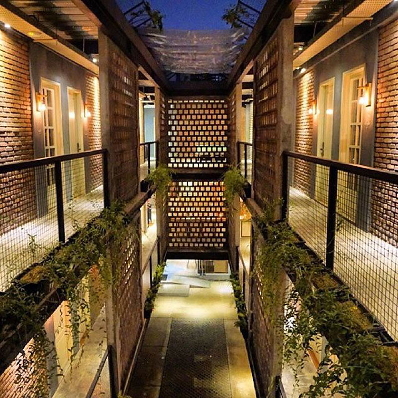 14 hotel murah yang stylish di bandung di bawah rp for Dekor kamar hotel di bandung