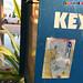 icon face street sticker - Key West - 8968