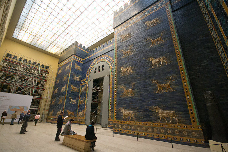 Ishtar Gate - Pergamon Museum - Treasures of Berlin's Museum Island | packmeto.com