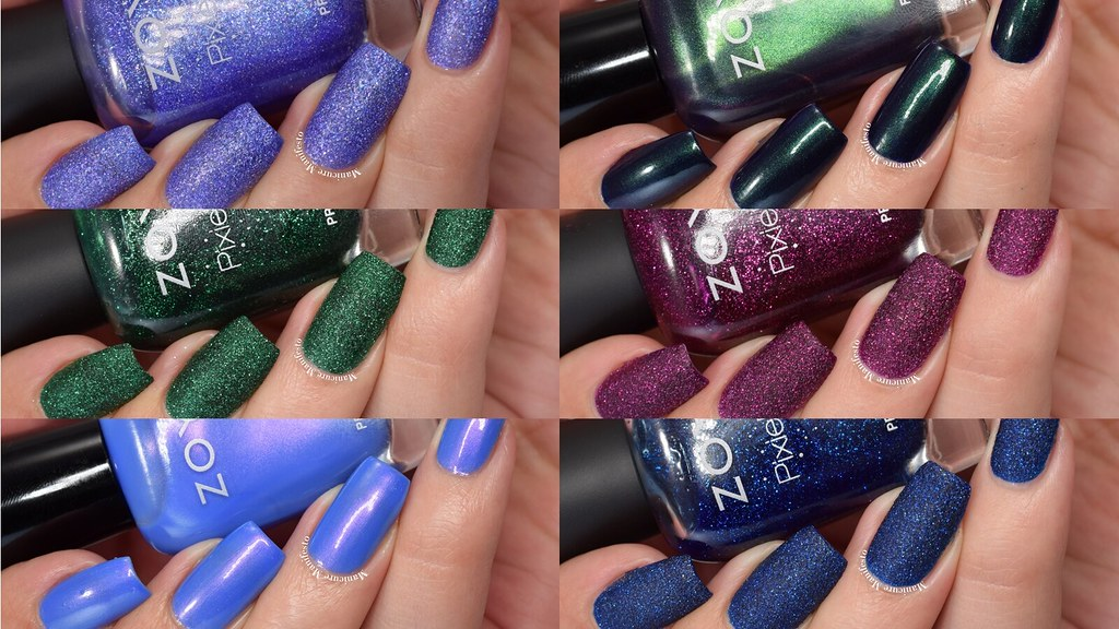 Zoya Enchanted Collection