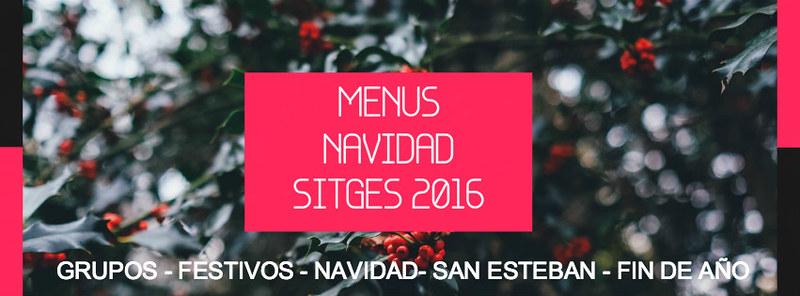 menus navidad sitges 2016