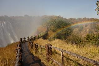 Cataratas Vitoria, Zambia