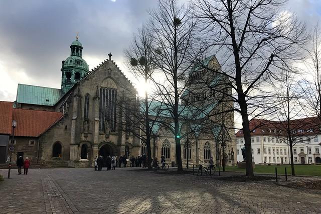 Hildesheim Christmas market Germany 39