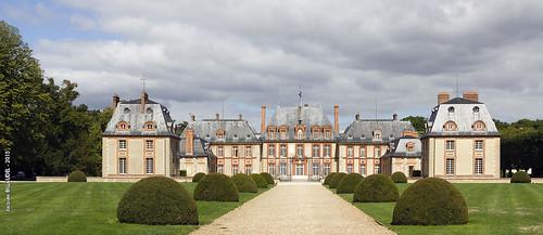 Ch teau de breteuil choisel yvelines flickr photo for Chateau des yvelines