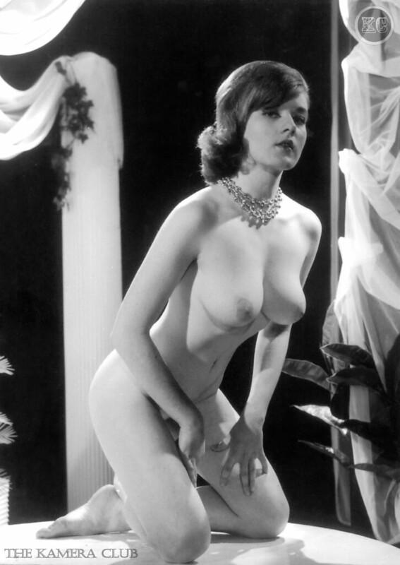 model Hazel nude