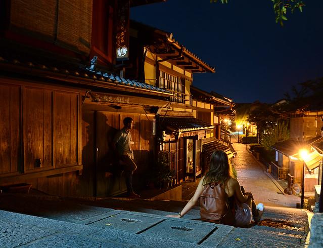 Sannenzaka, uno de los lugares más maravillosos de Kyoto