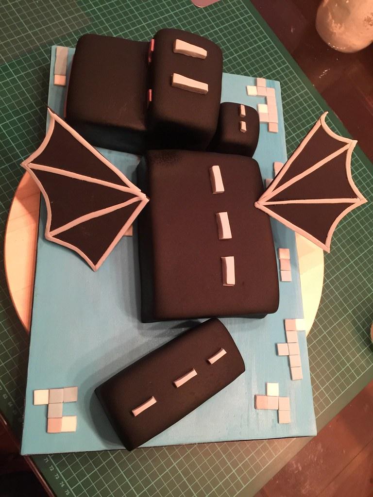 Minecraft Cake Pan