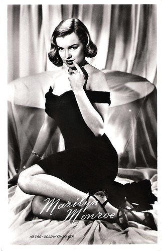 Marilyn Monroe in The Asphalt Jungle (1950)