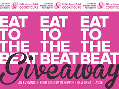 Eat to the Beat 2016 Giveaway – Closed