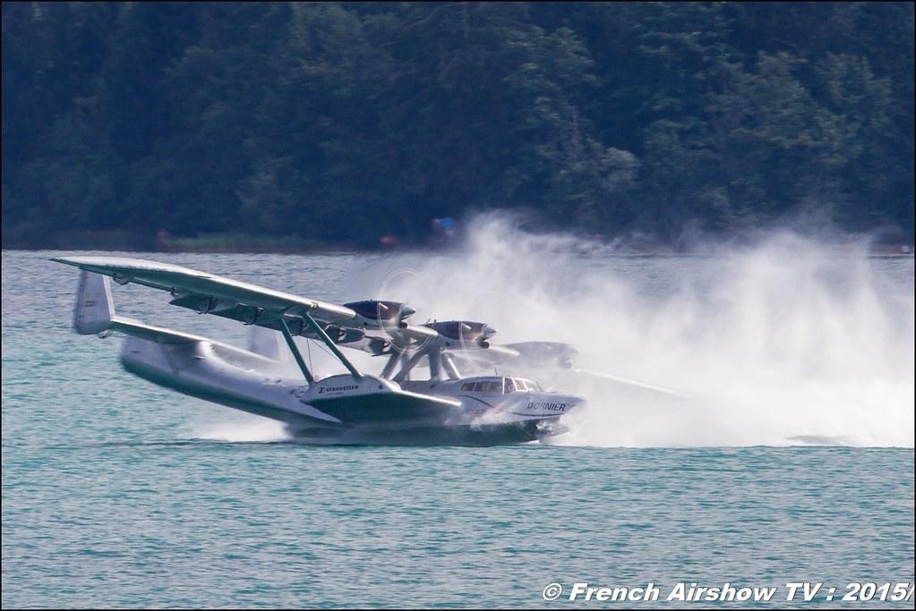 Dornier Do 24 hydravion, Sankt Wolfgang / St Wolfgang : Austria , scalaria air challenge 2015, Meeting Aerien 2015