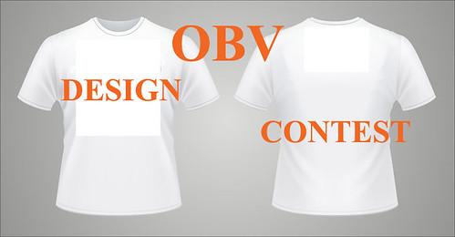 OBV T-Shirt Design Contest