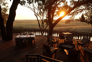Namushasha Lodge and Campground, Namibia