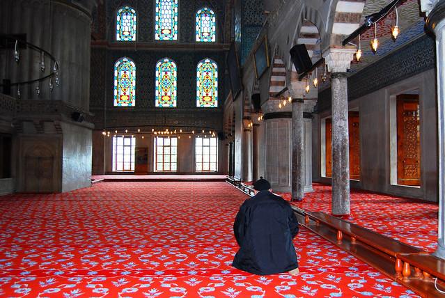 Nikon UD 20mm f/3.5………………………..土耳其藍廟 Blue Mosque