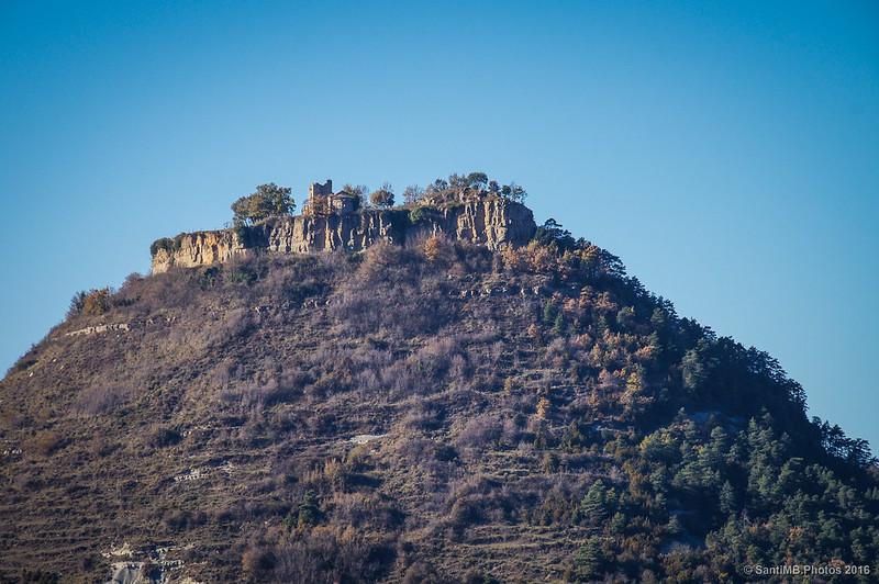 El Castell de Besora.