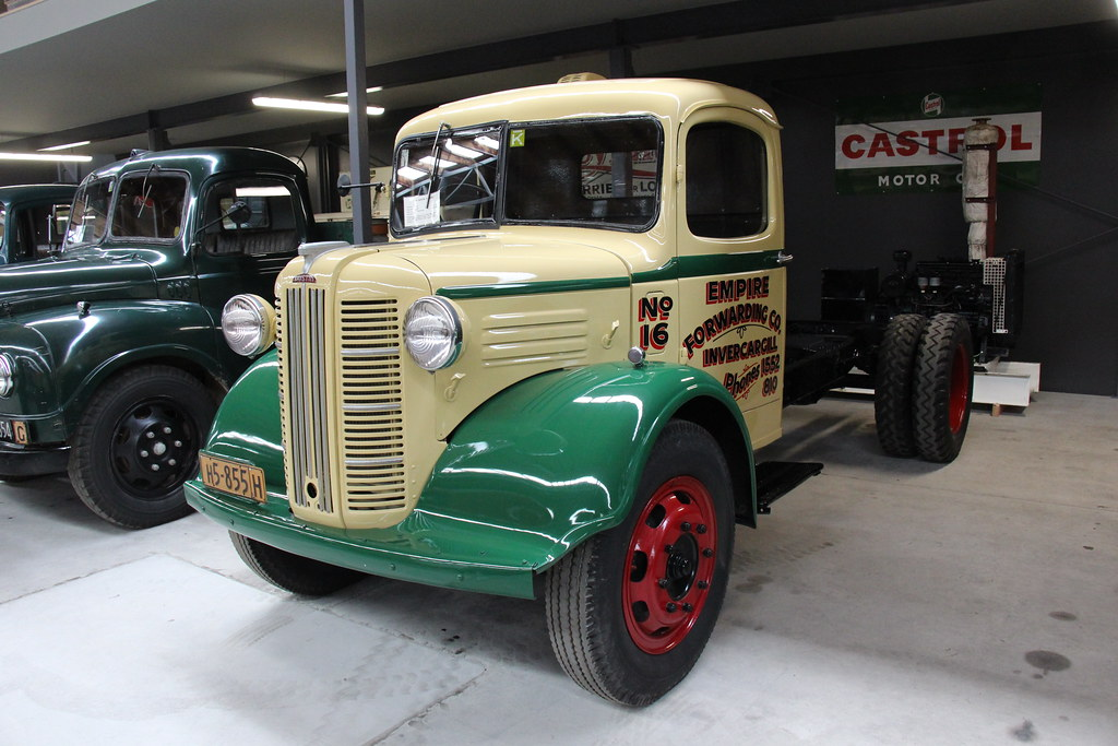 1948 Austin Series 1 K4 Series Truck | The Austin Motor Comp… | Flickr