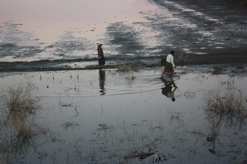 Бирма, путешествие