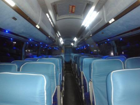 3 sujetos armados secuestran autobus de la ruta San Félix UD 146-UD 145 a la altura de Wendy's en Puerto Ordaz