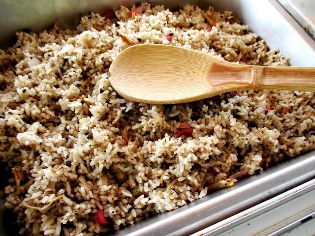 Anak Borneo dabai fried rice