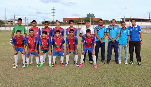 Estação 1 x 1 Fortaleza - 12/11/2016 - Campeonato Cearense Sub-13