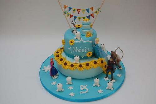 Freezable Cake Recipes Uk: Beautiful Birthday Cakes