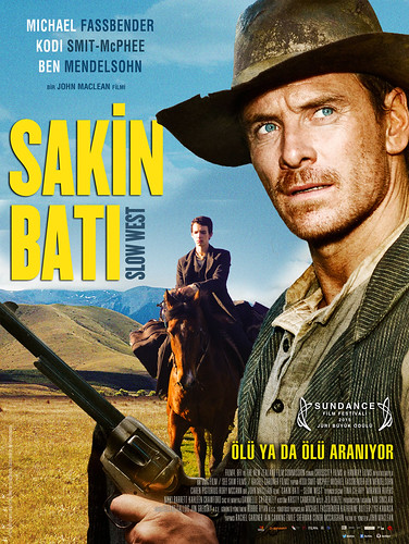 Sakin Batı - Slow West (2015)