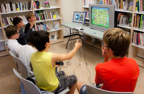 Tournoi Minecraft Médiathèque