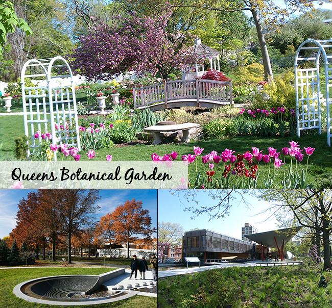 Botanical gardens zoo and aquarium in new york city free - Brooklyn botanical garden admission ...