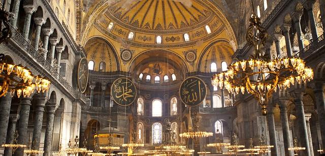 Hagia Sophia por ©Bülent Özalp