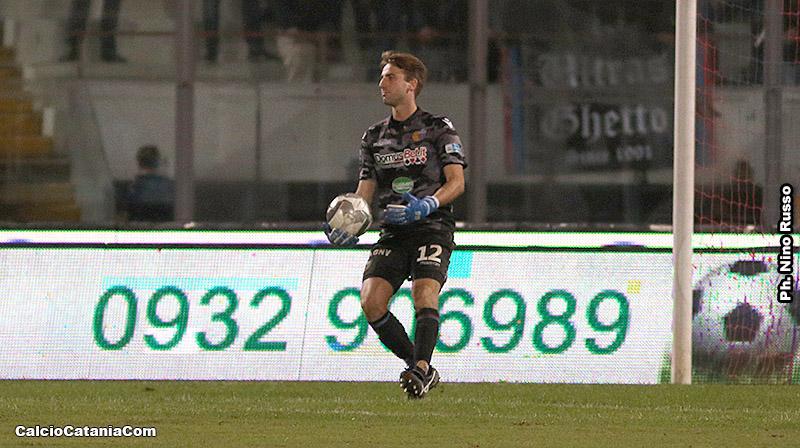Matteo Pisseri, sempre tra i migliori in campo