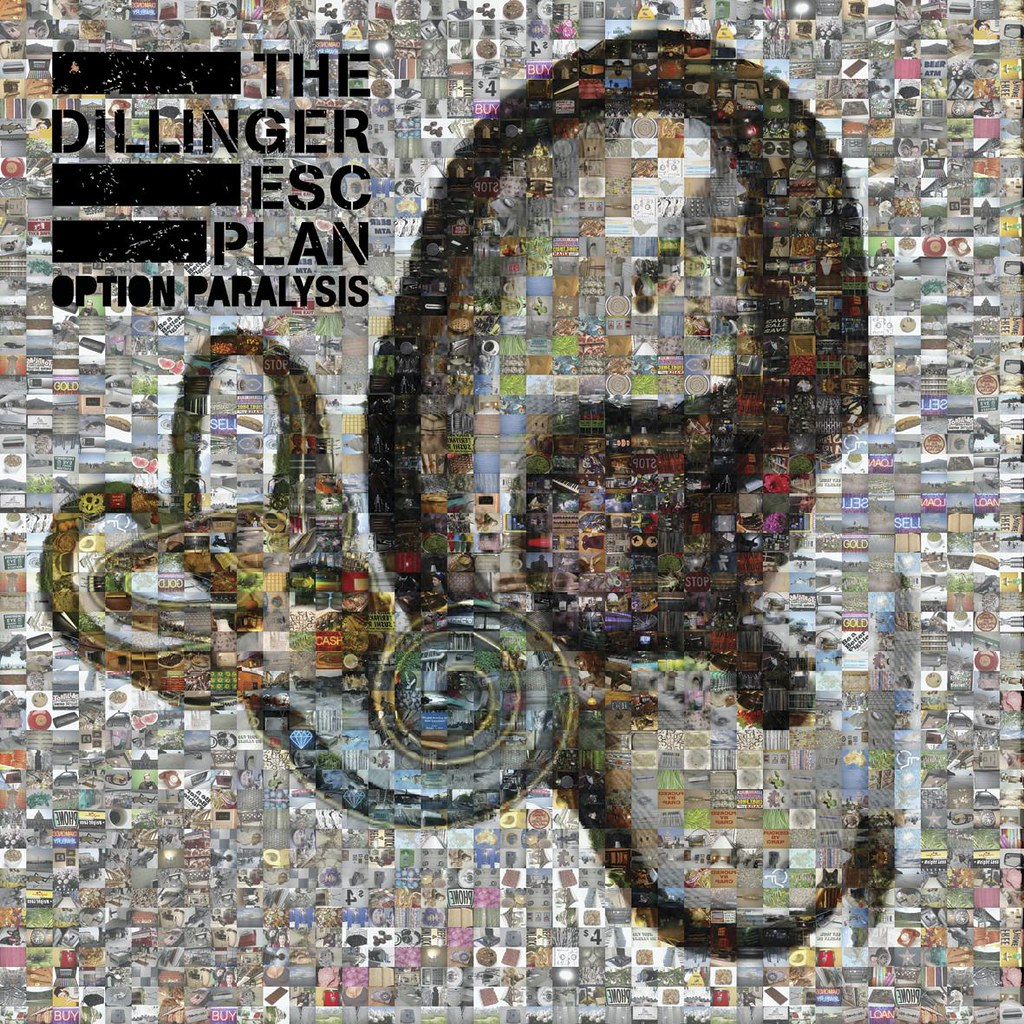 Dillinger Escape Plan - Option Pralysis