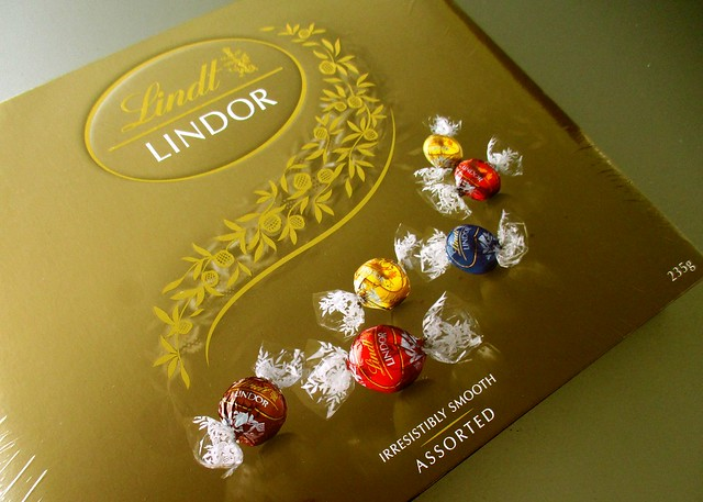 Chocolates from coz