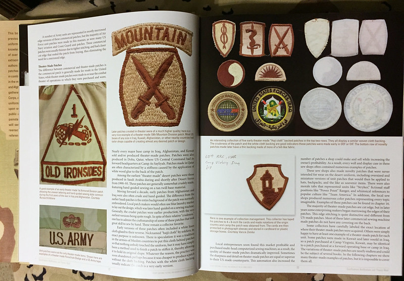 Desert Uniforms, Patches, and Insignia of the US Armed Forces 1st Edition 25333495869_c81eeac87a_c