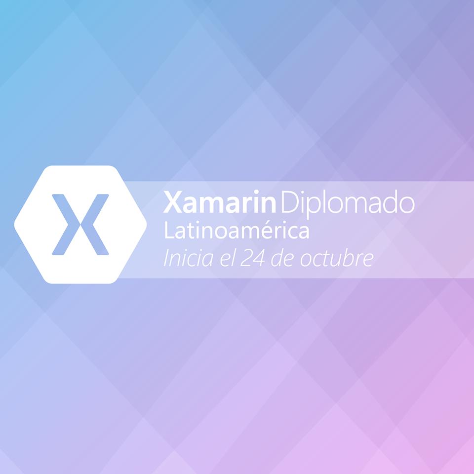 Curso Xamarin LATAM 2016