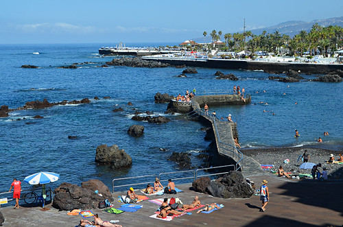 San Telmo and Costa Martianez, Puerto de la Cruz, Tenerife