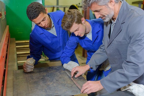 SNAP E&T helps participants develop skills to find better jobs.