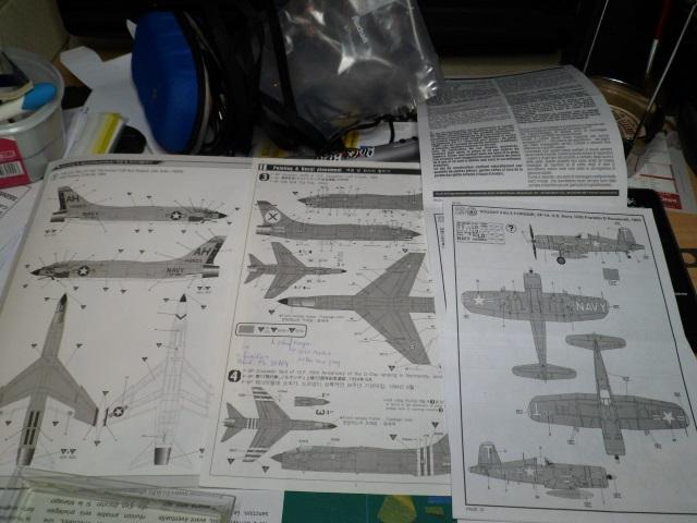 Pas-à-pas : Vought F-8E Crusader [Academy 1/72] - Page 2 31381766456_b41f529f13_o