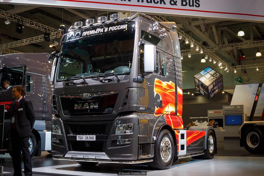 Souped Up Trucks >> Man TGX e6 D38 XXL | Alexander Pavlenko | Flickr