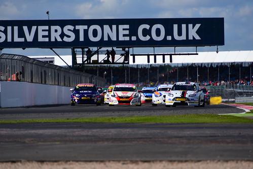 BTCC, Silverstone 2015
