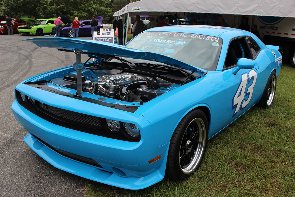 Petty S Garage 1000 Hp 2014 Dodge Challenger Mitch