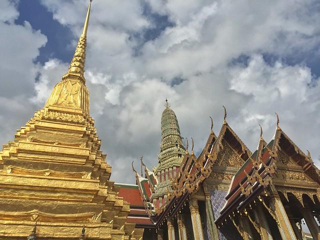 Templo del Buda esmeralda (Bangkok)
