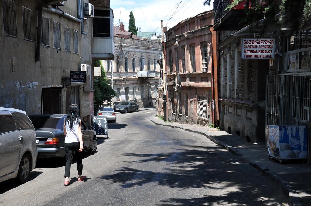 3 Достопримечательности Тбилиси