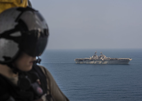 Essex ARG, 15th MEU Arrive in 7th Fleet Area of Operations